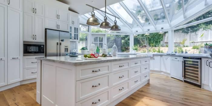 Polytec Vinyl Thermolaminated Kitchen And Laundry Doors Kitchens U Build