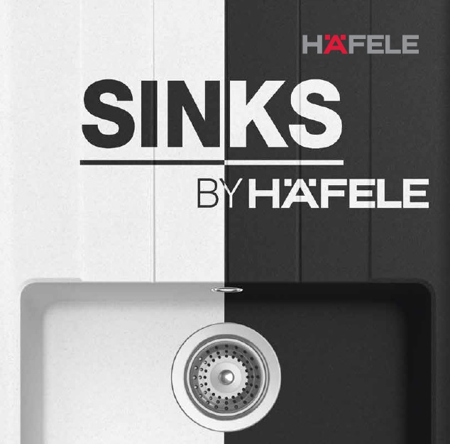 Sinks by Hafele